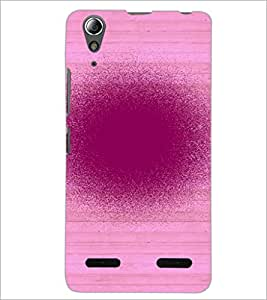 PrintDhaba Background D-4430 Back Case Cover for LENOVO A6000 (Multi-Coloured)
