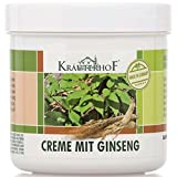 Kräuterhof 2er Vorteilspack Creme mit Ginseng, 2 Dosen a 250ml