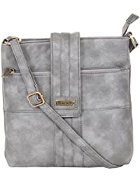 ESBEDA Ladies Sling Bag Grey Color (MSA01_1372)