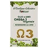 La Tradizione Erboristica Forsan Olio di Lino Omega 3 Vegetale - 21 gr