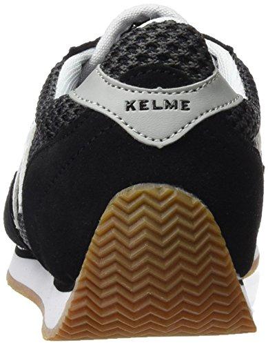 Kelme - Passion Mesh, Scarpe sportive Donna Nero (Nero / Bianco)
