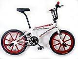 "OLIVER BIKE Bicicletta BMX 20"",Freestyle,Ruote A Razze,Manubrio 360 Gradi,Telaio Rinforzato!"