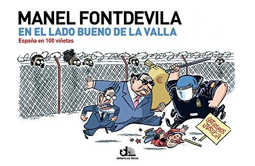En el lado bueno de la valla (Eldiario.Es Libros) por Manel Fontdevila