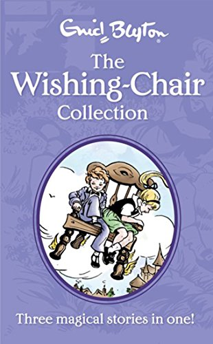 Enid Blyton The Wishing-Chair Collection