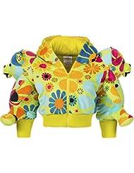 Adidas Originals Jeremy Scott Peluche Bear Sudadera capucha JS Chaqueta Deportiva Mujer - Más Colores, 40