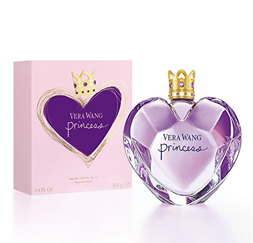 Vera Wang PRINCESS EAU DE TOILETTE SPRAY (1.7oz) 50ml