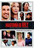 Anatomia de Grey (1ª temporada) (Edición coleccionista) [DVD]