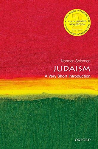 Judaism: A Very Short Introduction (Very Short Introductions) (English Edition) por Norman Solomon