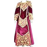 Medieval dress for women Mod. Elvira