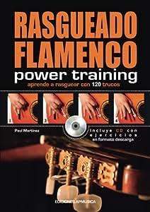 AP MUSICA - Guitare-méthodes - Martinez Paul - Rasgueado Flamenco + Cd