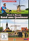 DVD Cover 'Wunderschön! - Rund ums Ijsselmeer - Urlaub in Holland