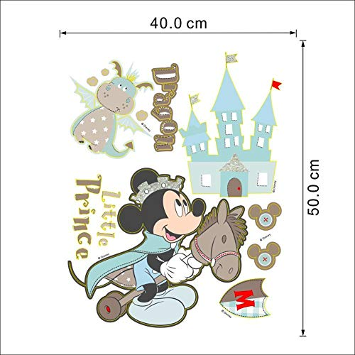 Zoom IMG-3 kibi adesivi muro minnie disney