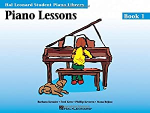 Piano Lessons - Book 1: Hal Leonard Student Piano Library
