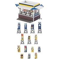 FALLER Fairground Machines 15 Fairground Model Kit IV HO Gauge 140477