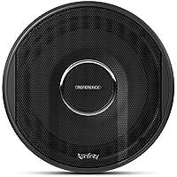 Infinity Car Reference 6500CX Serie Altoparlante Component Audio per Auto, a 2 Vie, con Anello Adattatore di Montaggio Incluso (6-1/2
