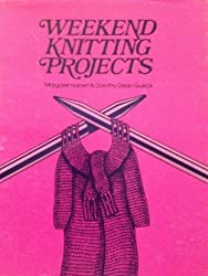 Weekend Knitting Projects by Margaret Hubert (1979-12-01)