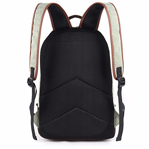 Mefly Moda Carino Zaini Scuola Per Ragazze Donne Laptop Zaini Schoolbags Per Ragazzo,L'Erba Verde, Cina China