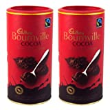 2 x 250g Fairtrade Cadbury Bournville Cocoa