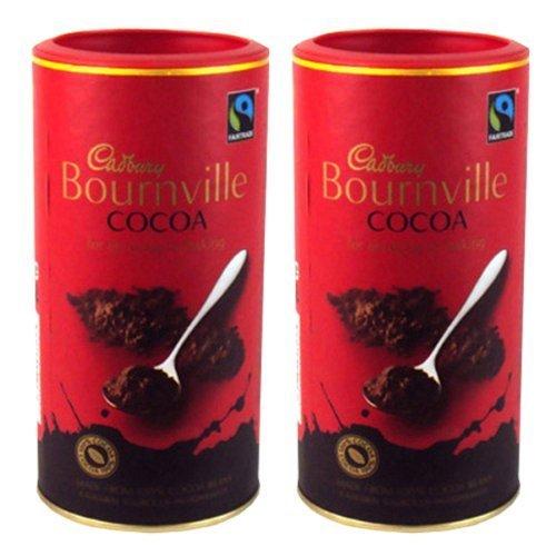 2 x 250g Fairtrade Cadbury Bournville Cocoa