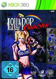 Lollipop Chainsaw - [Xbox 360]