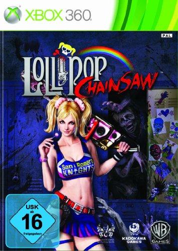 Lollipop Chainsaw 100% Uncut [Edizione: Germania]