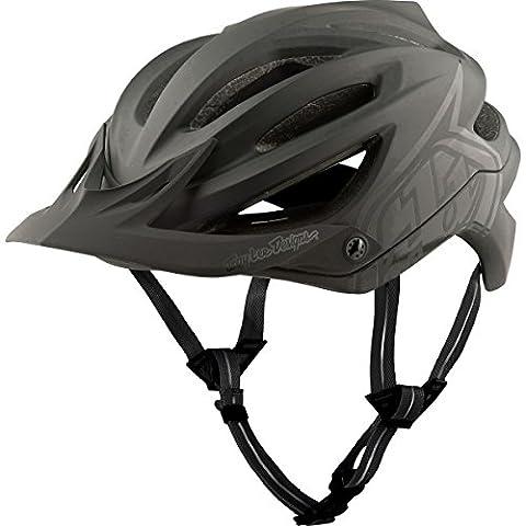 Troy Lee Designs Enduro-MTB Helm A2 Schwarz Gr. M/L
