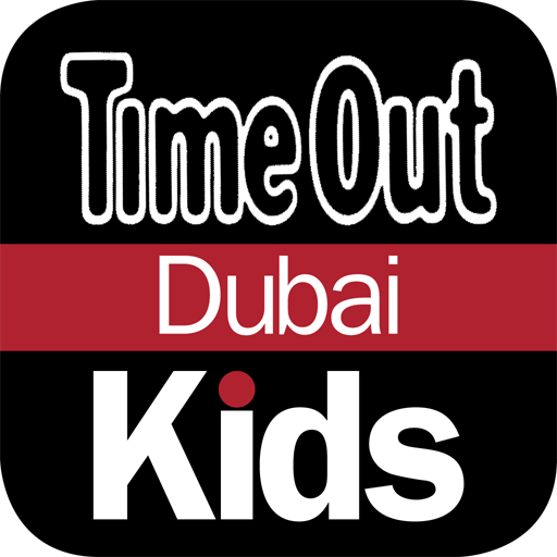 Time Out Dubai Kids (Kindle Tablet Edition)