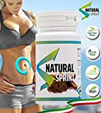 Natural Sprint | CONTRA EL ESTRENIMIENTO | LAXANTE NATURAL | VIENTRE PLANO | 90 PASTILLAS | EXCELENTE PARA LAS DIETAS | PRODUCTO ITALIANO 100%