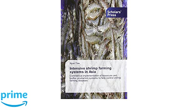 Intensive shrimp farming systems in Asia: Commercial