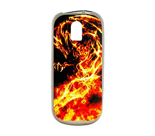 Oujietong Custodia per Nokia 130 nokia130 Custodia TPU Soft Case Cover PHL
