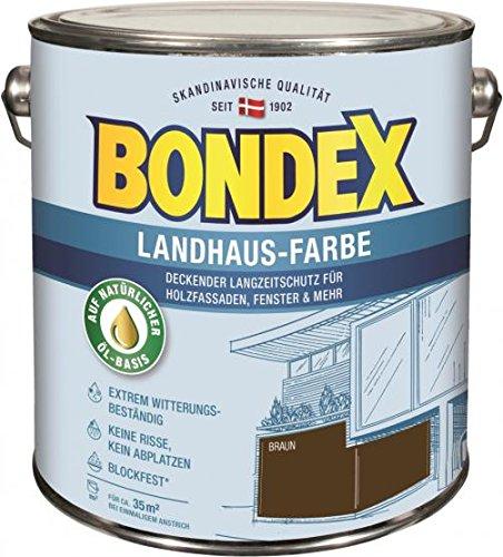 Bondex Landhaus-Farbe 2,50l - 391314