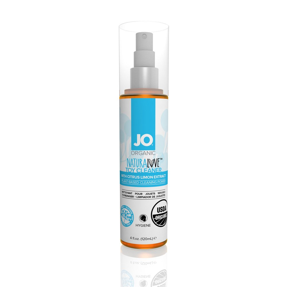 Sistema Jo Organic naturalove Toy Cleaner 120 ml
