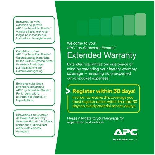 APC Warranty Ext/3Yr for SP-05