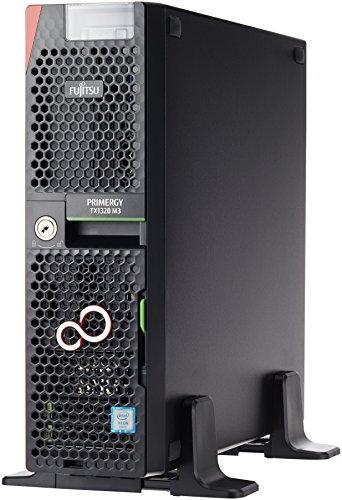 FUJITSU PRIMERGY TX1320 M3 XEON E3-1220V6 1x16GB DDR4-2400 unb 2xHDD SAS 12G 600GB 10K SFF DVD-RW PRAID EP420i 450W PDU HP 1J VOS