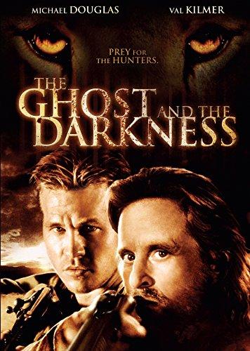 Preisvergleich Produktbild GHOST & THE DARKNESS - GHOST & THE DARKNESS (1 DVD)