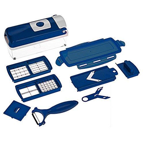genius-nicer-dicer-smart-set-9-teilig-dunkelblau