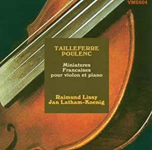 Tailleferre germaine - poulenc francis