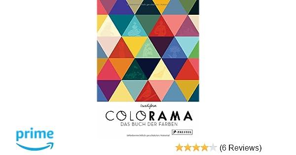 COLORAMA (dt.): Das Buch der Farben: Amazon.de: Cruschiform ...