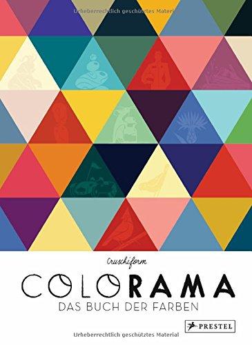 COLORAMA (dt.): Das Buch der Farben Buch-Cover