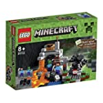 LEGO 21113 Minecraft The Cave Set