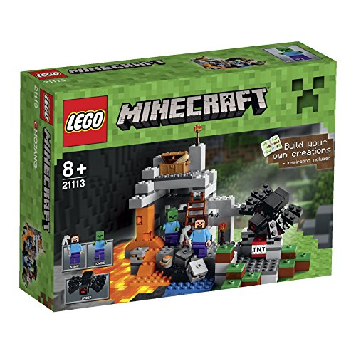 lego-minecraft-21113-jeu-de-construction-la-grotte