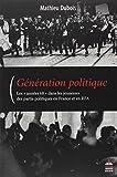 Génération politique : Les organisations de jeunesse des partis politiques en RFA et en France (1966-1974)