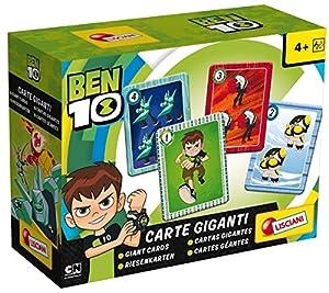 Lisciani Giochi 65981.0-Ben 10Giant Cards