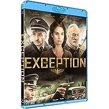 The Exception [Blu-ray] (2016) Christopher Plummer, Loïs van Wijk, Lily James