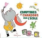 Comptines et chansons pour l'école © Amazon