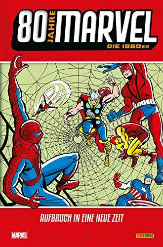 80 Jahre Marvel: Die 1960er: Aufbruch in eine neue Zeit (Neue Jahr Banner)