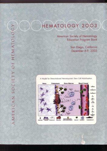 hematology-2003-american-society-of-hematology-education-program-book