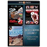Bicycle Movies Volume 2 DVD: The Last Kilometer/Moon Rider/7 Deserts by Stephen Auerbach