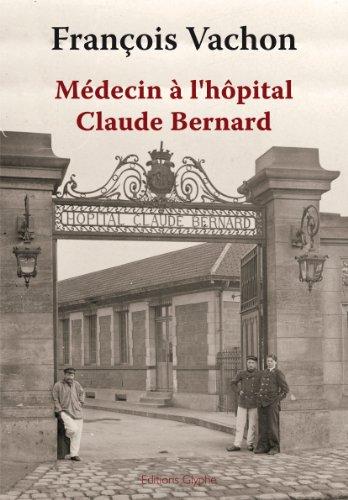 Médecin à l'hôpital Claude Bernard