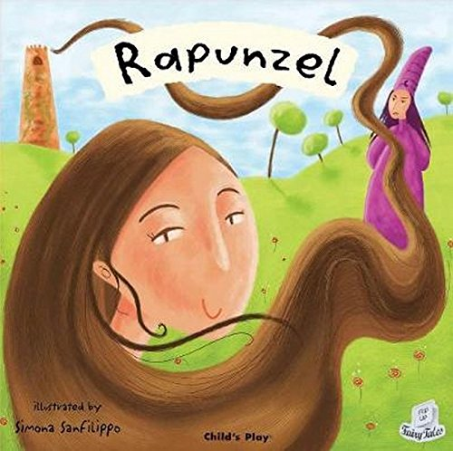 Rapunzel (Flip-Up Fairy Tales)